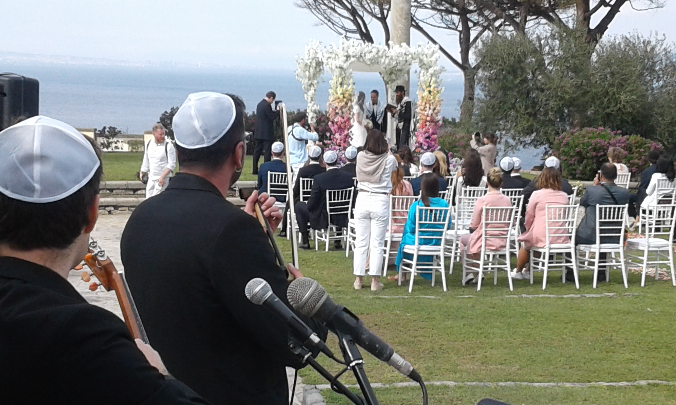 Jewish Wedding in Sorrento South Italy