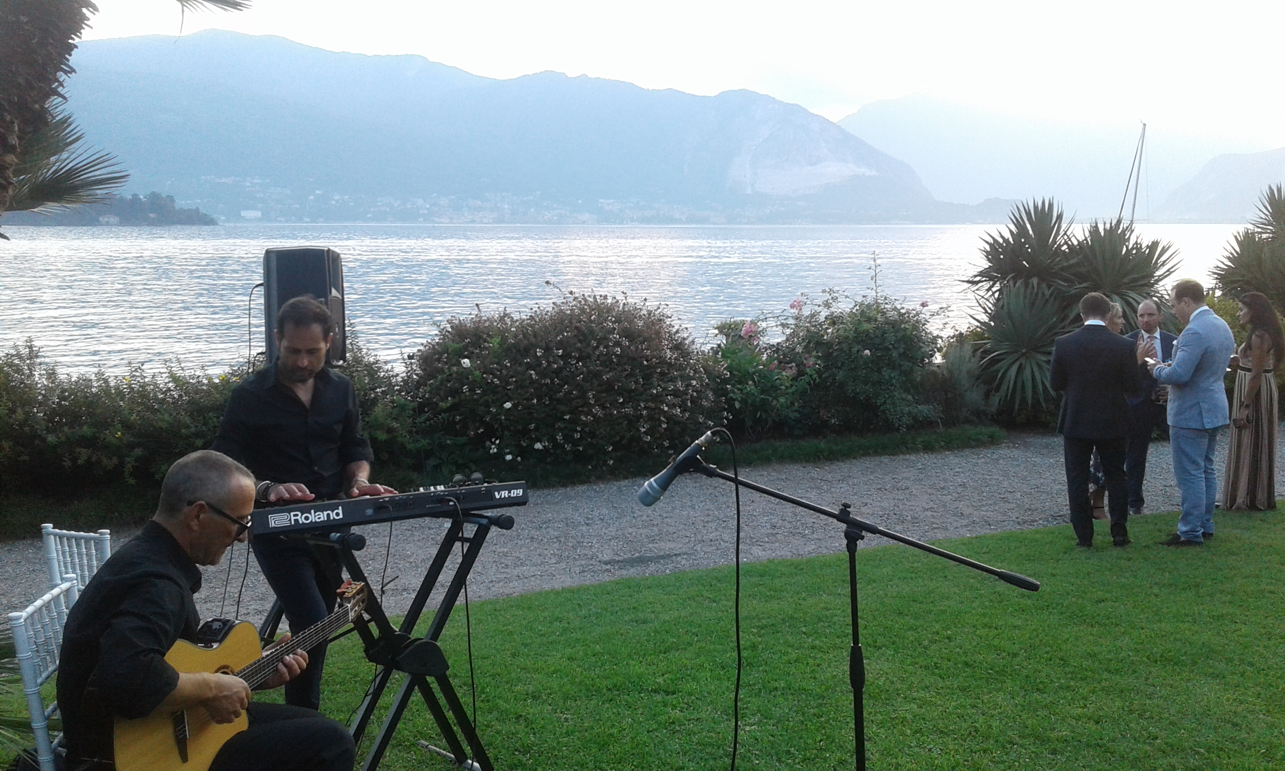 music for jewish wedding in north italy